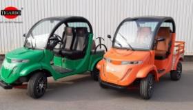 Расширяем цветовую гамму электромобилей